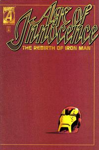 Cover Thumbnail for Age of Innocence: The Rebirth of Iron Man (Marvel, 1996 series)