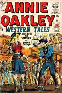 Cover Thumbnail for Annie Oakley (Marvel, 1955 series) #11