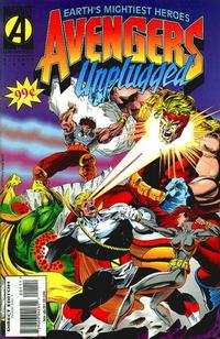 Cover Thumbnail for Avengers Unplugged (Marvel, 1995 series) #1 [Direct Edition]
