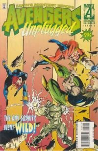 Cover Thumbnail for Avengers Unplugged (Marvel, 1995 series) #2 [Direct Edition]
