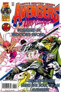 Cover Thumbnail for Avengers Unplugged (Marvel, 1995 series) #6 [Direct Edition]