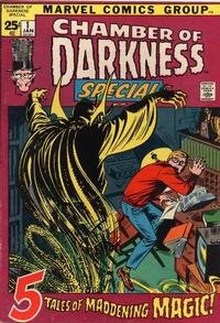 Cover Thumbnail for Chamber of Darkness Special (Marvel, 1972 series) #1