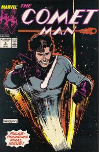 Cover Thumbnail for Comet Man (Marvel, 1987 series) #6