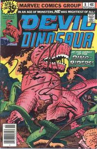 Cover Thumbnail for Devil Dinosaur (Marvel, 1978 series) #8