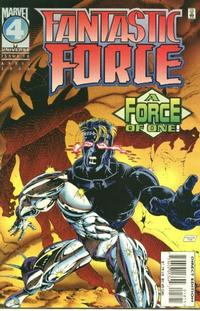 Cover Thumbnail for Fantastic Force (Marvel, 1994 series) #18