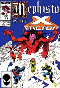 Cover Thumbnail for Mephisto vs. ... (Marvel, 1987 series) #2