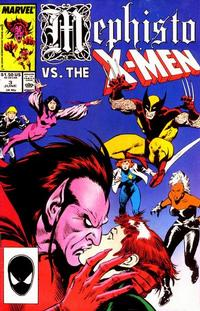 Cover Thumbnail for Mephisto vs. ... (Marvel, 1987 series) #3 [Direct Edition]