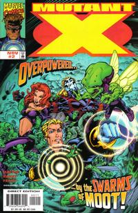 Cover Thumbnail for Mutant X (Marvel, 1998 series) #2