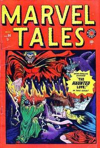 Cover for Marvel Tales (Marvel, 1949 series) #94