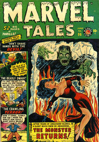 Cover Thumbnail for Marvel Tales (Marvel, 1949 series) #96