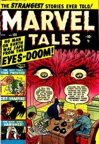 Cover for Marvel Tales (Marvel, 1949 series) #100