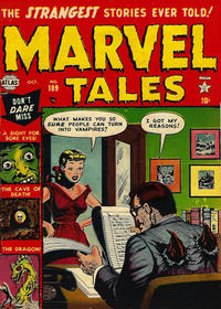 Cover Thumbnail for Marvel Tales (Marvel, 1949 series) #109