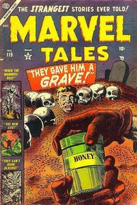 Cover Thumbnail for Marvel Tales (Marvel, 1949 series) #119