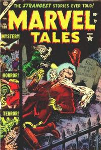 Cover Thumbnail for Marvel Tales (Marvel, 1949 series) #120