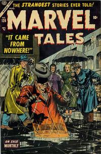 Cover Thumbnail for Marvel Tales (Marvel, 1949 series) #126