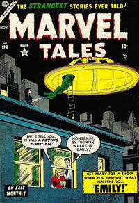 Cover Thumbnail for Marvel Tales (Marvel, 1949 series) #128