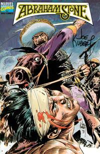 Cover Thumbnail for Abraham Stone (Marvel, 1995 series) #2