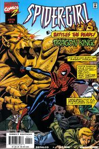 Cover Thumbnail for Spider-Girl (Marvel, 1998 series) #4