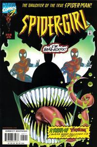 Cover Thumbnail for Spider-Girl (Marvel, 1998 series) #5