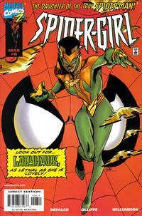 Cover Thumbnail for Spider-Girl (Marvel, 1998 series) #6