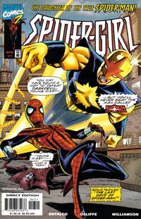 Cover Thumbnail for Spider-Girl (Marvel, 1998 series) #7