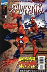 Cover Thumbnail for Spider-Girl (Marvel, 1998 series) #10