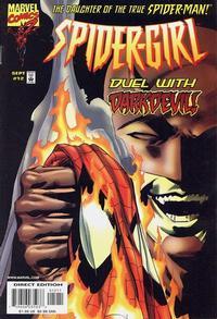 Cover Thumbnail for Spider-Girl (Marvel, 1998 series) #12