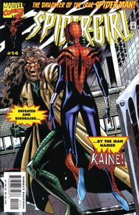 Cover Thumbnail for Spider-Girl (Marvel, 1998 series) #14