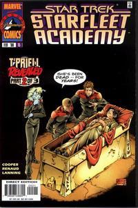 Cover Thumbnail for Star Trek: Starfleet Academy (Marvel, 1996 series) #15