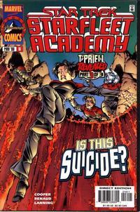 Cover Thumbnail for Star Trek: Starfleet Academy (Marvel, 1996 series) #16