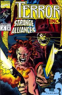 Cover for Terror Inc. (Marvel, 1992 series) #4
