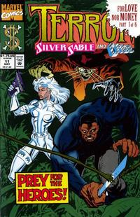 Cover for Terror Inc. (Marvel, 1992 series) #11
