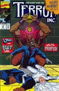 Cover Thumbnail for Terror Inc. (Marvel, 1992 series) #12