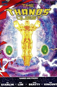 Cover Thumbnail for The Thanos Quest (Marvel, 1990 series) #2