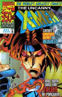 Cover Thumbnail for The Uncanny X-Men (Marvel, 1981 series) #350 [Enhanced Edition]