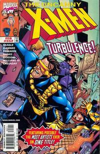Cover Thumbnail for The Uncanny X-Men (Marvel, 1981 series) #352 [Direct Edition]