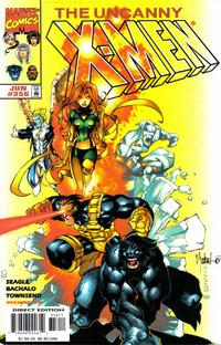 Cover Thumbnail for The Uncanny X-Men (Marvel, 1981 series) #356 [Direct Edition]