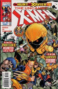 Cover for The Uncanny X-Men (Marvel, 1981 series) #364 [Direct Edition]
