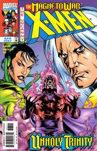 Cover Thumbnail for The Uncanny X-Men (Marvel, 1981 series) #367 [Direct Edition]