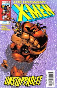 Cover Thumbnail for The Uncanny X-Men (Marvel, 1981 series) #369 [Direct Edition]