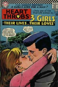 Cover Thumbnail for Heart Throbs (DC, 1957 series) #107