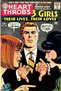 Cover Thumbnail for Heart Throbs (DC, 1957 series) #114