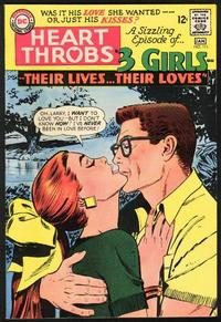 Cover Thumbnail for Heart Throbs (DC, 1957 series) #111
