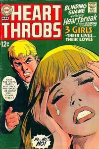 Cover Thumbnail for Heart Throbs (DC, 1957 series) #118