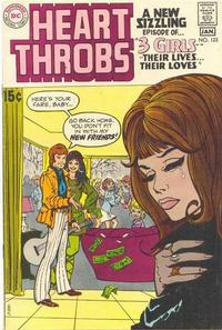 Cover Thumbnail for Heart Throbs (DC, 1957 series) #123
