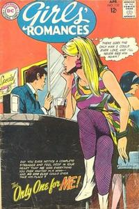 Cover Thumbnail for Girls' Romances (DC, 1950 series) #132