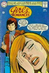 Cover Thumbnail for Girls' Romances (DC, 1950 series) #135