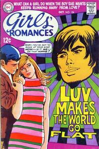 Cover Thumbnail for Girls' Romances (DC, 1950 series) #136