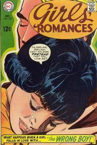 Cover Thumbnail for Girls' Romances (DC, 1950 series) #137