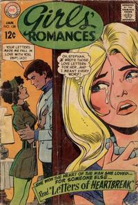 Cover Thumbnail for Girls' Romances (DC, 1950 series) #138